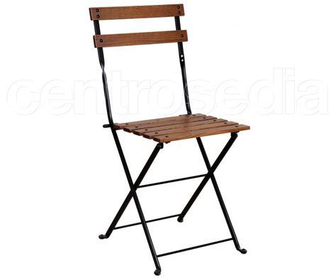 sedie pieghevoli legno country sedia pieghevole metallo doghe legno sedie pieghevoli