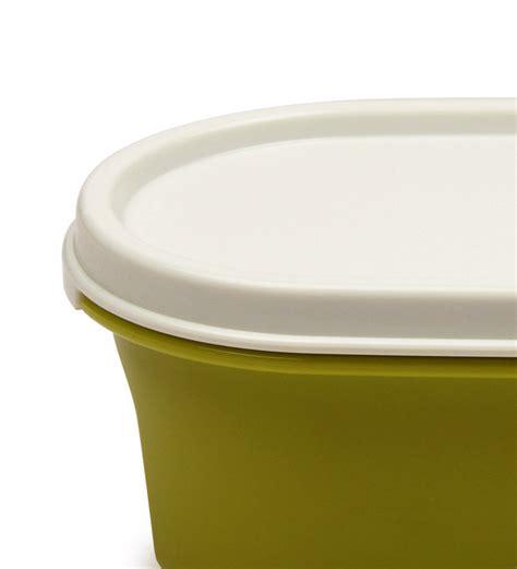 Tupperware Kitchen Mate tupperware set of 4 pcs oval modular mate 500 ml by tupperware airtight storage