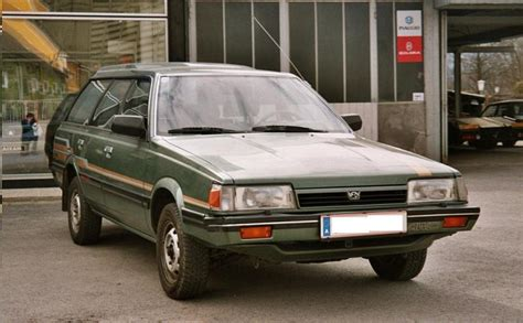 subaru leone hatchback subaru leone xx wagon 4731107
