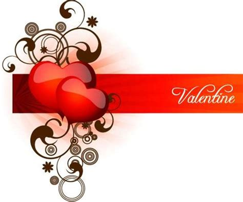 free valentines vectors s day card vector collection free vector