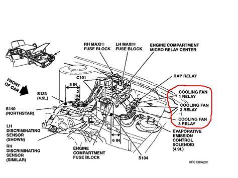 2006 cadillac sts fuse box diagram 2006 free engine