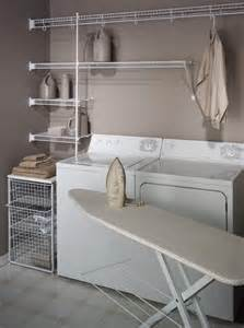 wire shelving for laundry room laundry room organization ideas your tidy laundry room