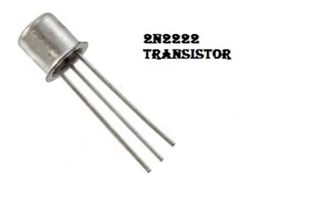 transistor extremely all about 2n2222 transistor and its circuit diagrams