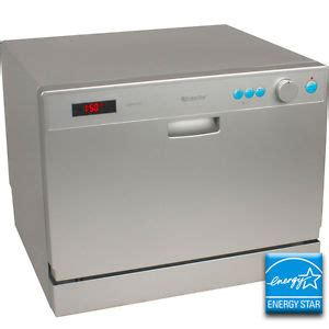 Countertop Washer by Portable Countertop Dishwasher Edgestar Compact