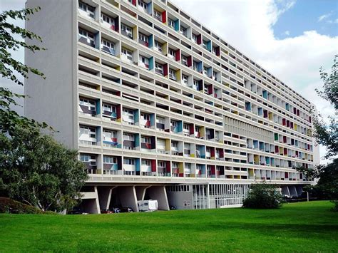 Le Corbusier Wohnmaschine by Wohnmaschine Glossaries