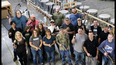what to by staff for christmas a handgun for wisconsin company decides to buy firearms for every employee this