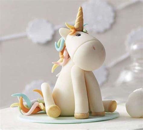 unicorn horse cake decoration topper birthday christening