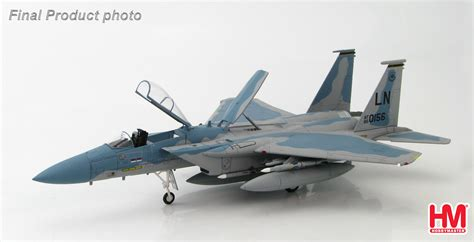 Painting F 15 Model by Hobby Master 1 72 Ha4551 Mcdonnell Douglas F 15c Eagle Af