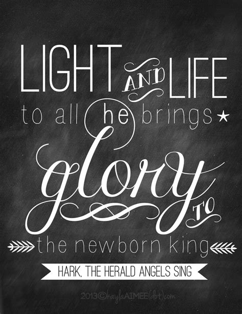 light and life to all he brings mothers of daughters