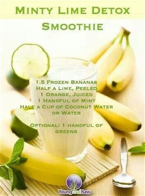 Detox Smoothie Meal Plan by 100 Colon Cleanse Recipes On Colon Cleanse