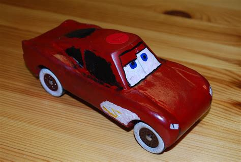 My Dog Shoba Pinewood Derby Lightning Mcqueen Pinewood Derby Car Template