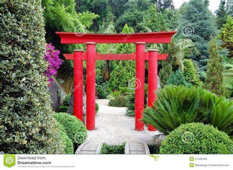 asiatischer garten asiatischer garten lizenzfreie stockfotos bild 21432248