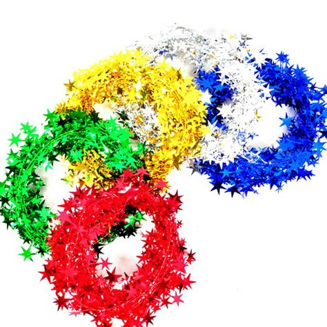 garland for tree 2016 new garland decoration tree