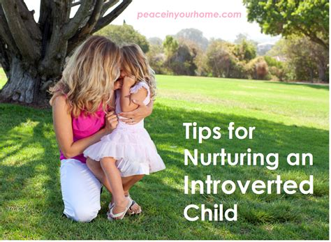 Shy Kids: Tips for Nurturing an Introverted Child – Peace ... Introverted Child