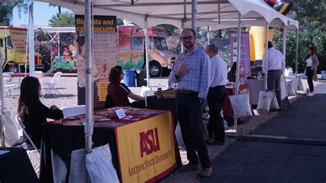 Fulton Mba Lab by Asu Research Park Event Boosts Asu Industry Connections