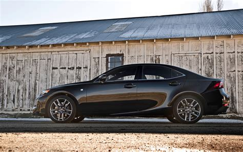 black lexus 2014 motor trend drives the 2014 lexus is f sport lexus