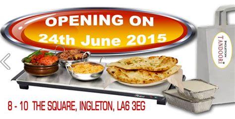The Cottage Takeaway Indian Takeaway Restaurant Has Opened In Ingleton
