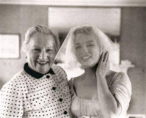 marilyn monroe s mother pin by dianne collier dmvc on marilyn pinterest
