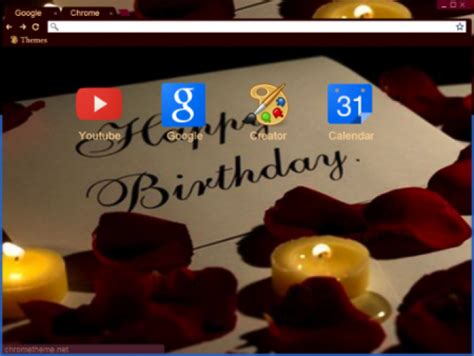 romantic themes for google chrome can you believe google chrome is five years old brand