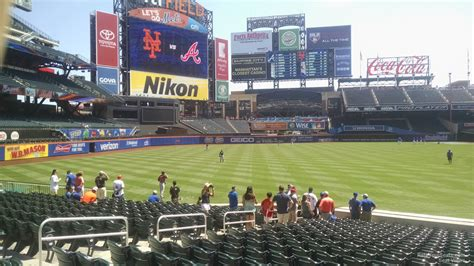 citi field section 126 citi field section 126 rateyourseats com