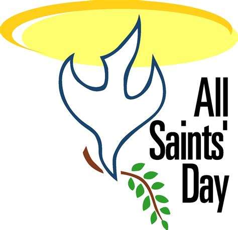 all free clipart knowcrazy all saints day 2012
