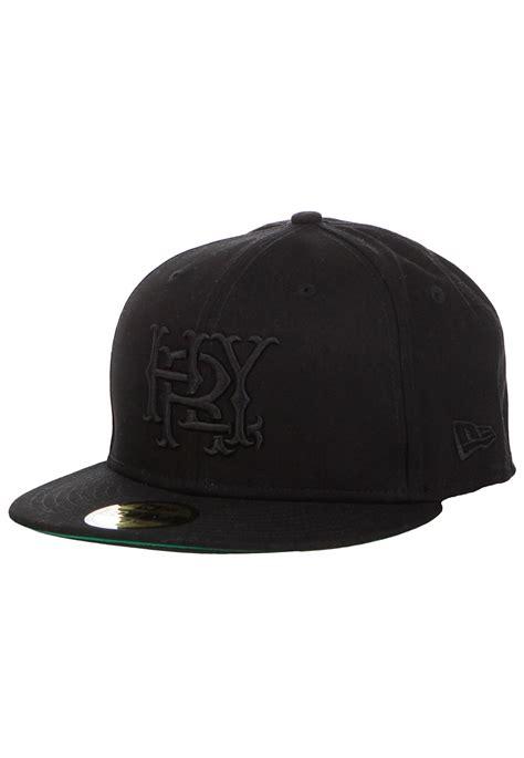 new era black hurley major leagues new era black black cap