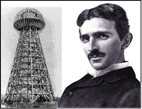 nicolai tesla the work of nikola tesla 1856 1943 wholly science org