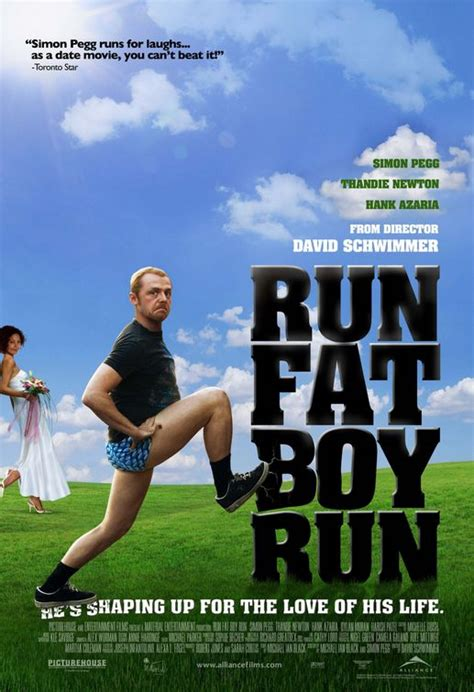 film it and run run fatboy run 2007 by david schwimmer blogging for