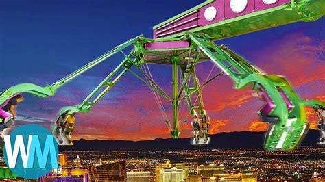 Top 10 Amusement Park Rides top 10 scariest theme park rides of all time doovi