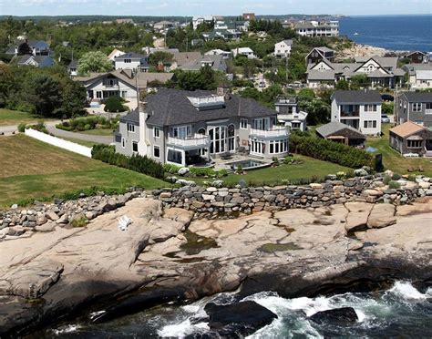 Home Away Maine by One Of The Finest Bold Oceanfront Properties Homeaway