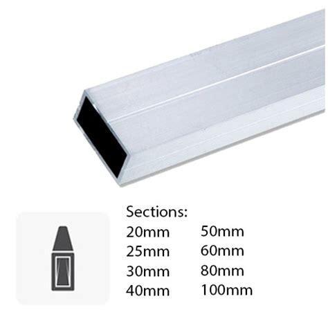 Barre Aluminium Rectangulaire 4626 by Barre De Rectangulaire En Aluminium Sur Mesure