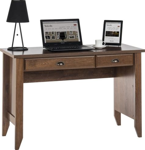 Laptop Desk Uk Teknik Office Laptop Desk Oak