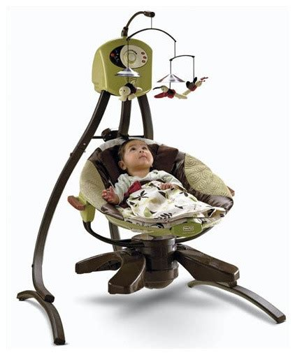 modern infant swing zen cradle swing modern baby swings and bouncers