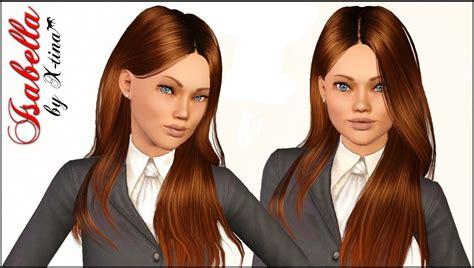 My Sims 3 Blog x tina sims equestrian isabella santos equestrian sim