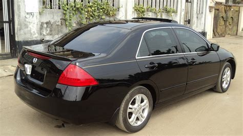 honda accord  model  sale toks autos nigeria