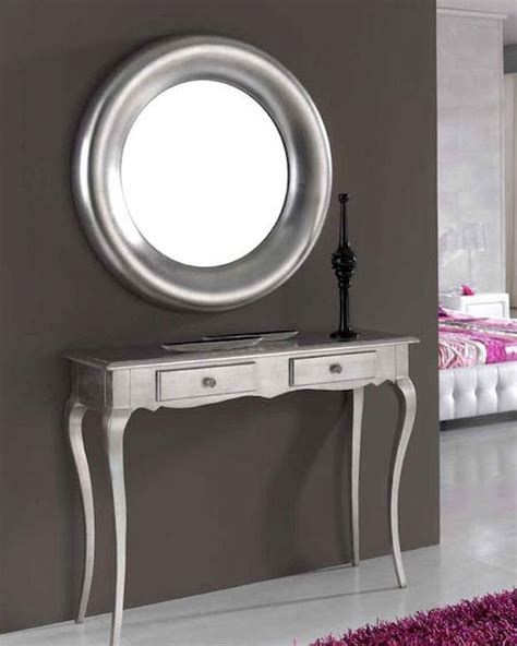 Table And Mirror Set by Modern Console Table And Mirror Set 33c51