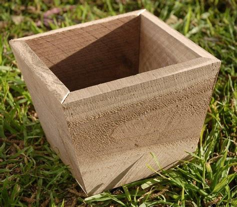 small planter how to make wooden planter boxes waterproof wilson rose