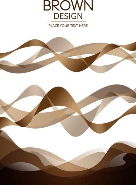 Wallpaper Abstrak Lingkaran Coklat Silver Kuning Modern gambar latar belakang garis lengkung kuning 3d vector gambar abstrak di rebanas rebanas