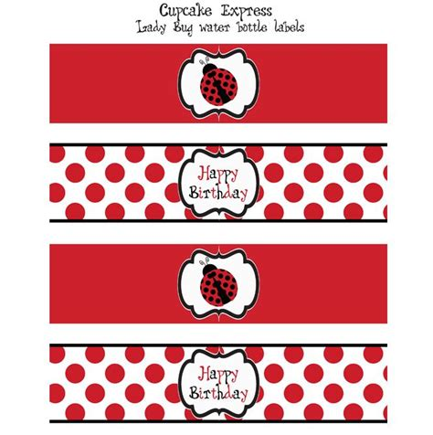 free printable ladybug birthday decorations 76 best images about lady bug birthday printables on