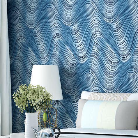 wallpaper dinding  motif abstrak nirwana deco jogja