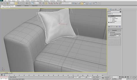 3ds max sofa tutorial modelling an interior sofa using 3ds max interior 3d