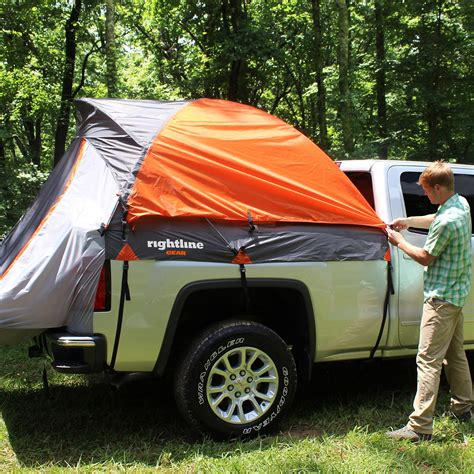 tents for truck beds amazon com rightline gear 110730 full size standard truck