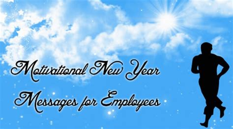 for new year motivational new year messages for employees