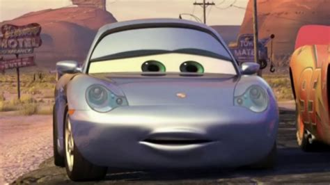 cars sally and lightning mcqueen cars 3 big crash lightning mcqueen sally what hurts
