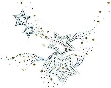 Shooting Star Templates Google Search Star And Sky Art Ill Pinterest Google So Cute Free Printable Rhinestone Templates