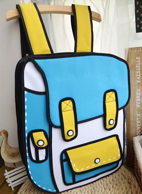 3d Backpack fashion 3d backpack 183 harajuku fashion 183
