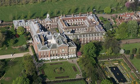 who lives in kensington palace princess eugenie to become neighbours with william and kate