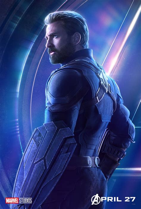 Scarletts Vanishing by Infinity War Posters With Iron Captain America