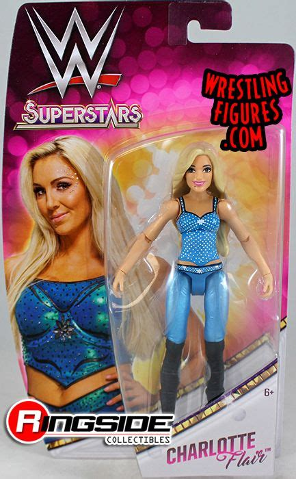 charlotte flair pop figure charlotte flair wwe girls toy wrestling action figure by