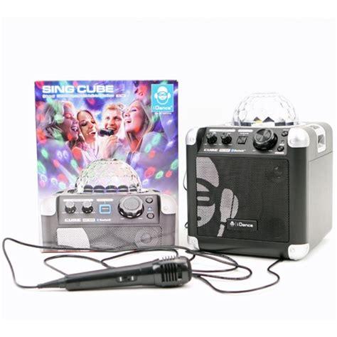 Cnk Set Kancing Sing karaoke set i sing cube sinterklaas winkel
